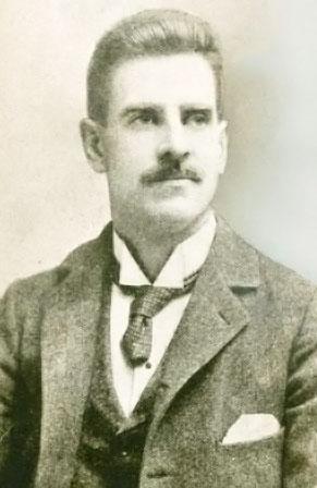 <b>George Hancock</b> - inventor of softball - George-Hancock