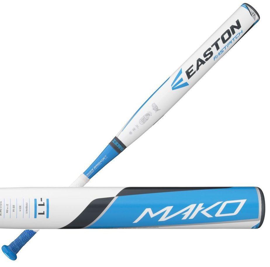 easton mako cxn fastpitch softball bat review 2017