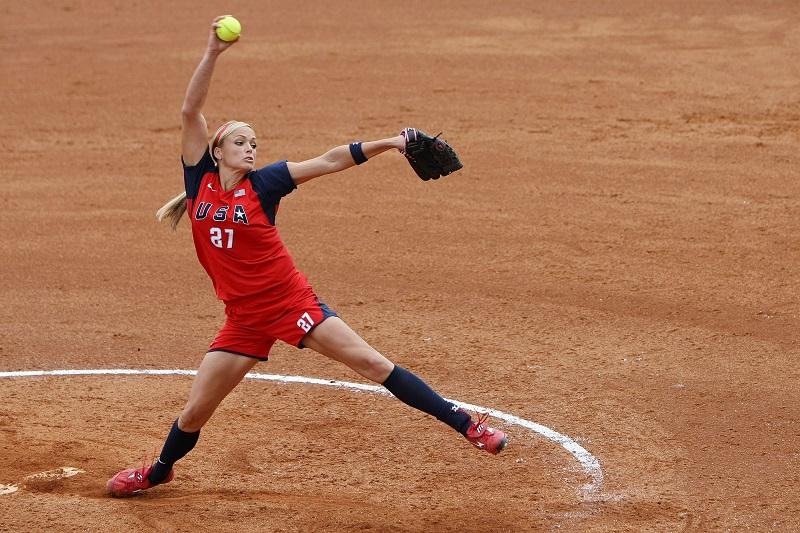 softball toe drag