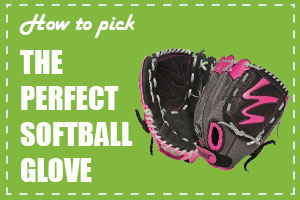 the perfect softball glove