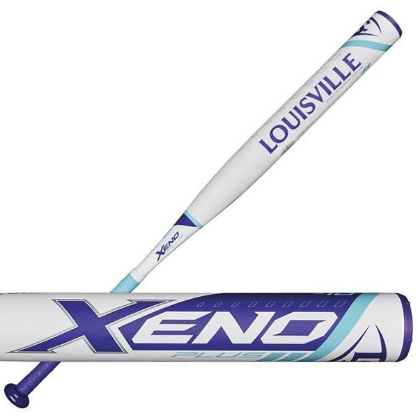 Louisville Slugger Xeno Plus 17 (-10) Fast Pitch Softball Bat