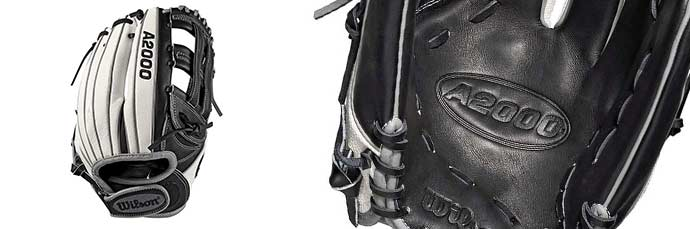 Wilson A2000 Superskin Softball Glove | WTA20RF19FP12SS Review
