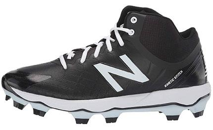 New Balance 4040 V5 TPU Mid Cut Shoe White/Black