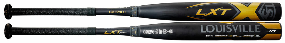 Louisville Slugger LXT X20 -10 Fast Pitch Bat