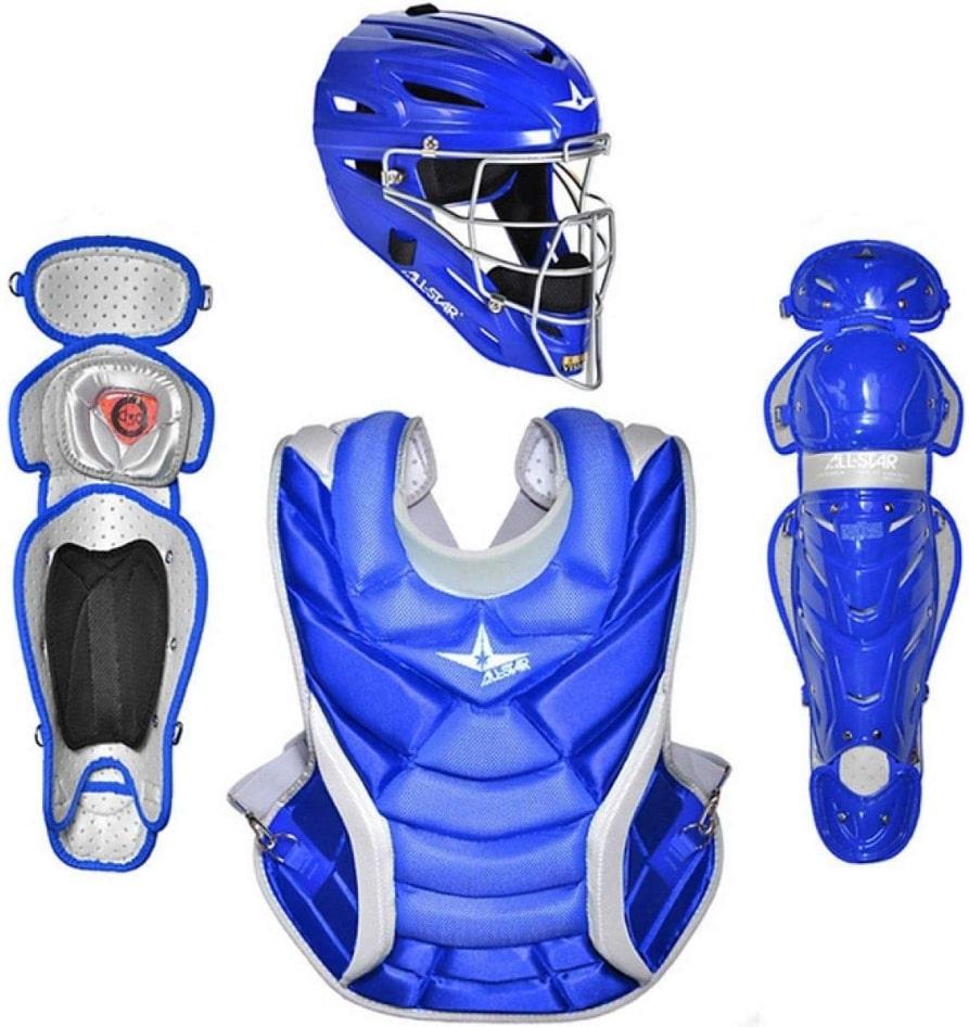 All-Star Vela Pro 14.5 Full Catchers Gear Set