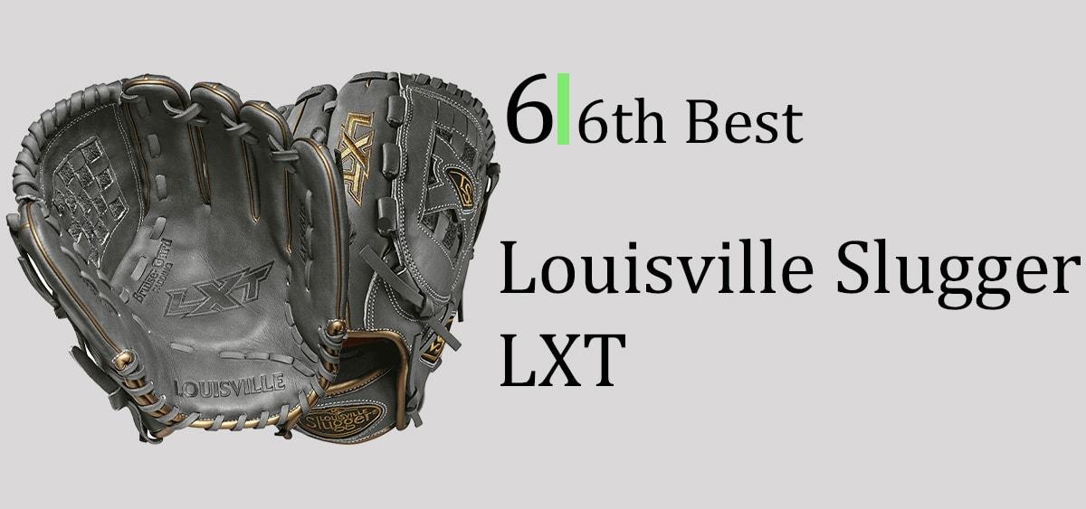 Louisville Slugger LXT Fastpitch Softball Gloves