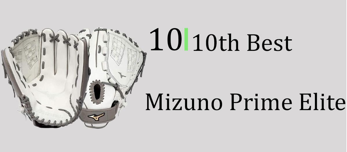 Mizuno Prime Elite Fastpitch Softball Glove Series