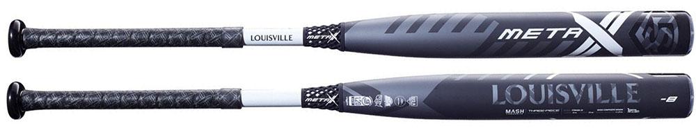 Louisville Slugger Meta Fastpitch bat (2022)